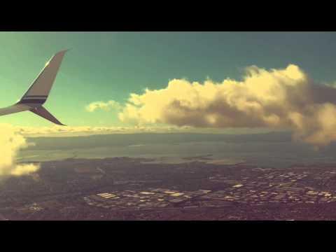 Descent into OAK airport