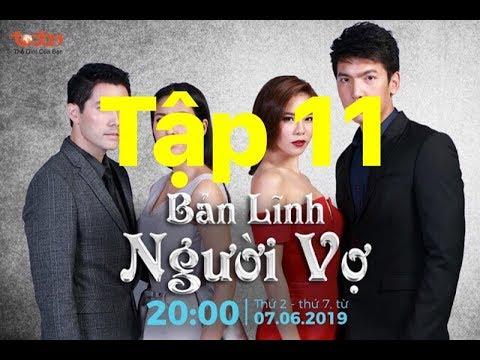 Phim Thái Lan BẢN LĨNH NGƯỜI VỢ TẬP 11  thuyết minh