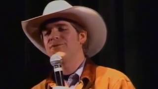"""National Cowboy Poetry Gathering: Andy Hedges and """"The Red Cow"""""""
