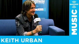 """Keith Urban On Performing """"Old Town Road"""" With Lil Nas X & Billy Ray Cyrus"""