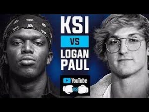 LoganPaul Vs. Ksi Live Sub count