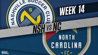 Nashville sc vs north carolina fc: june 16, 2018