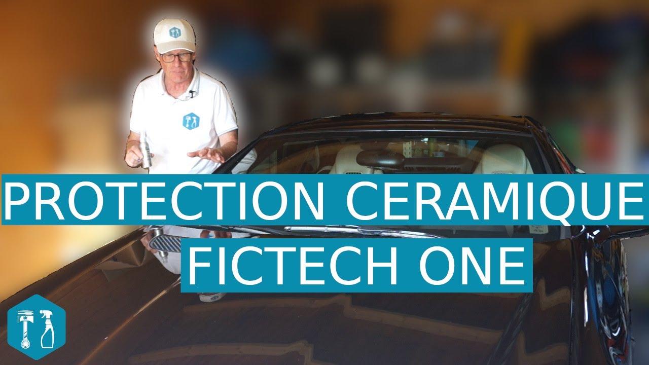 Préparation polish et traitement céramique avec Fictech one