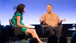 Talks at GS – Eddie Huang: Food, Culture, Identity