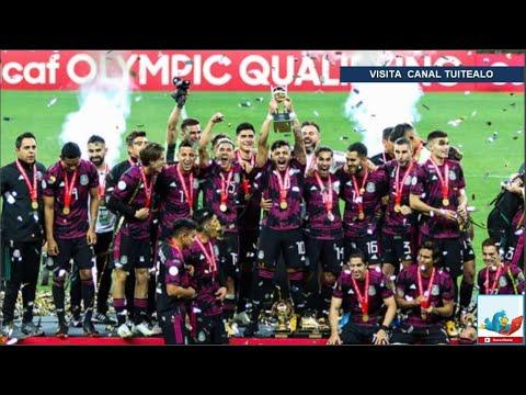 Download México campeón del Preolímpico de Concacaf tras vencer a Honduras en penales