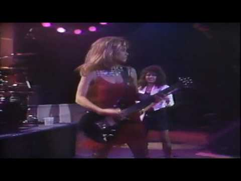 Bangles - Let It Go (1986) PIttsburgh, PA