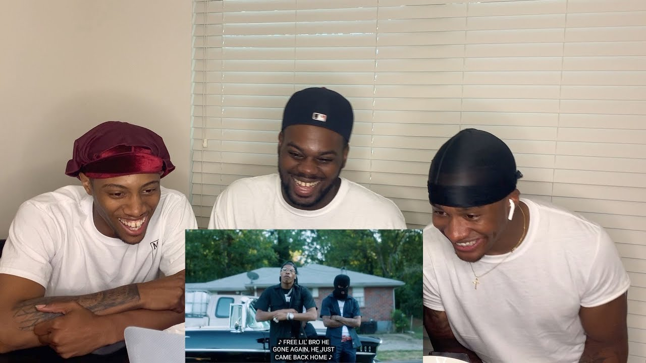 """Lil Baby """"Back On"""" Official Music Video REACTION"""