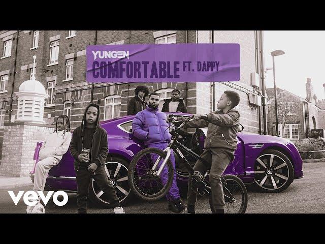 Yungen - Comfortable (Audio) ft. Dappy