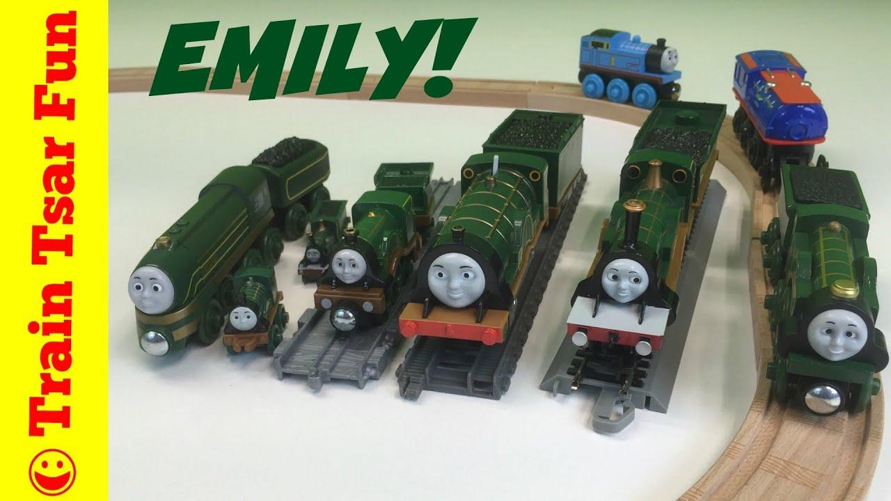 Emily train