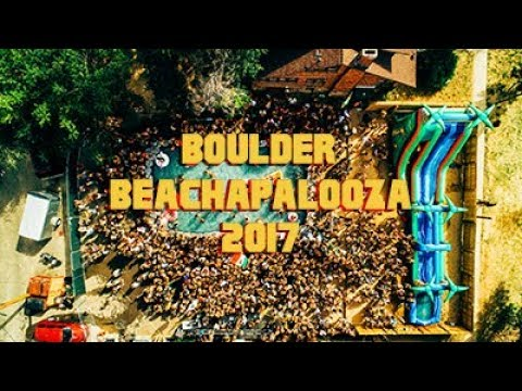 CU BOULDER KAPPA SIGMA - BEACHAPALOOZA 2017