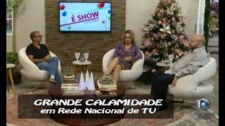 """Gambar cover Rubens e Silvio falam sobre a """"GRANDE CALAMIDADE"""" em Rede Nacional"""