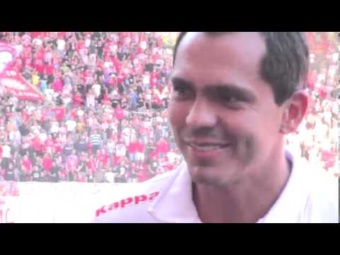 Ο Ολυμπιακός τίμησε τον Giovanni Silva de Oliveira!