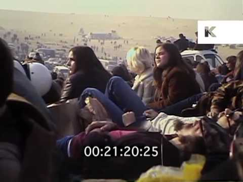 1960s Altamont Music Festival, California, Hippie