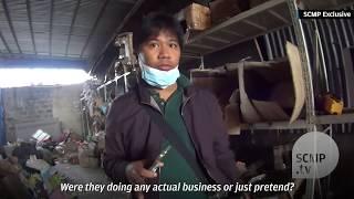 Inside a Philippines Meth Lab