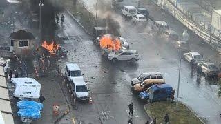 İzmir Adliye terör saldırısı