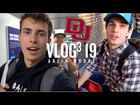 Boston University RED PUPS GO TO DENVER (Part 1)