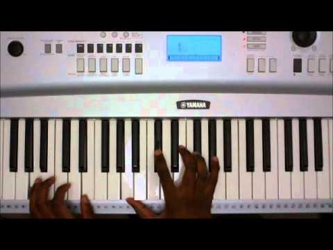 Musiq Soulchild  - Love - Piano Tutorial (Preview)