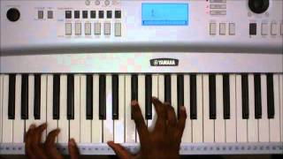 Musiq Soulchild  - Love - Piano Tutorial (Preview)