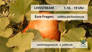 1 Livestream auf dem Selbstversorgerkanal