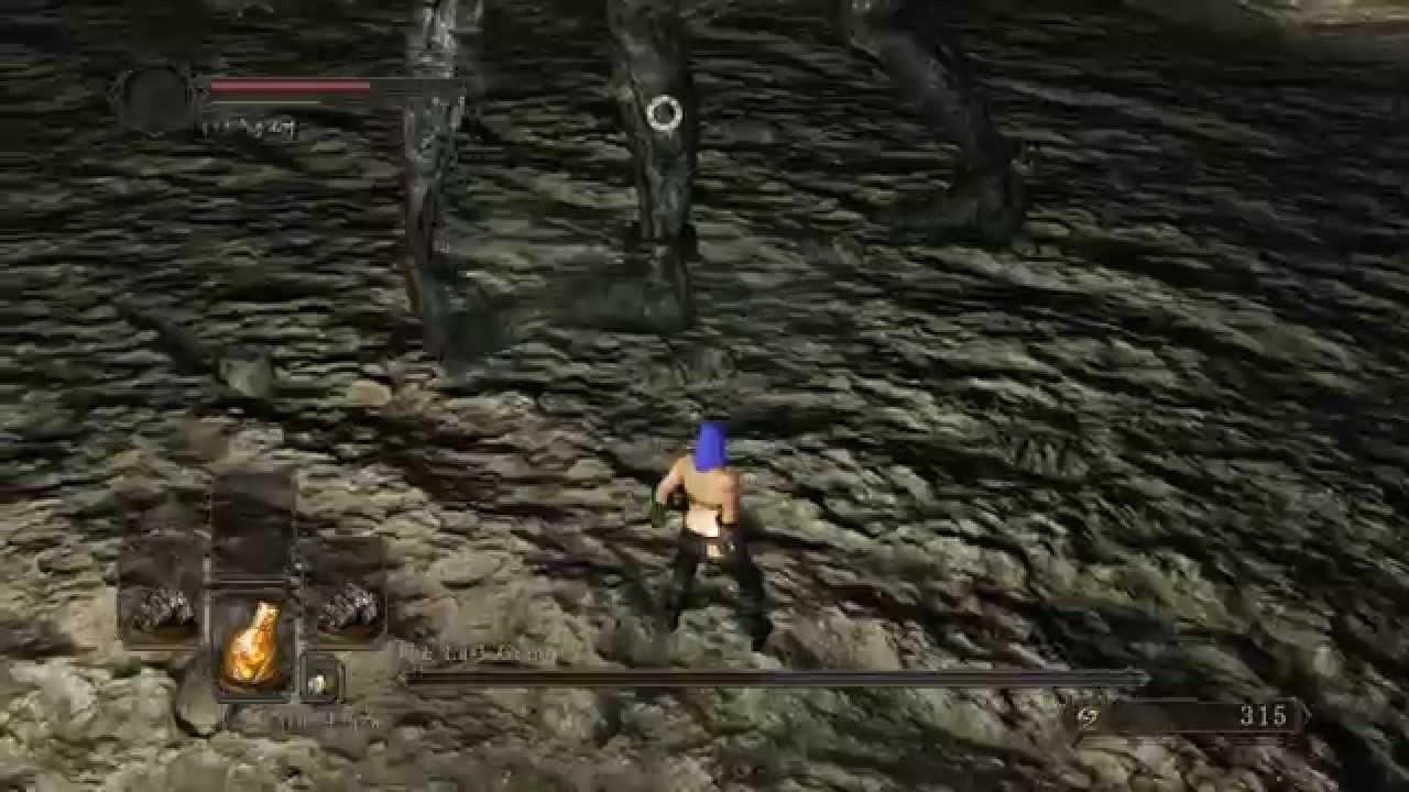 Caestus Dark Souls  Build