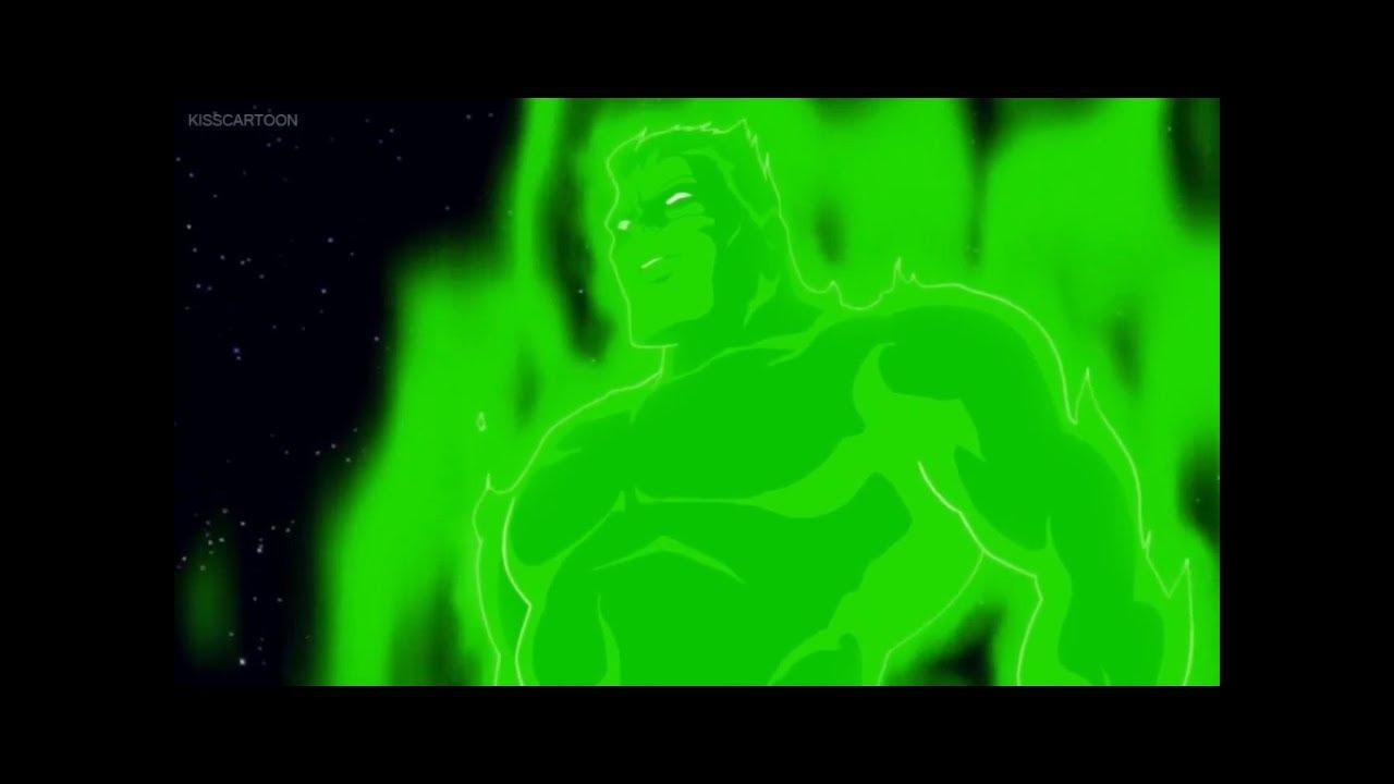 Download Hal Jordan vs Sinestro part 1/3 (Green Lantern: First Flight)