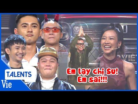 Tập cuối Vòng BỨC PHÁ | Wowy quỳ lạy của Su, Ricky Star vs Lăng LD vs Yuno & RIC đại chiến