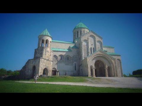 كاتدرائية -باغراتي- تقف شامخة في جورجيا منذ 3500 سنة  - 01:20-2018 / 6 / 12