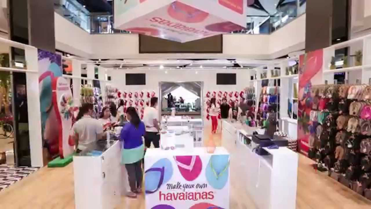 d29419031850ed Havaianas Pop Up Shop at Plaza Indonesia