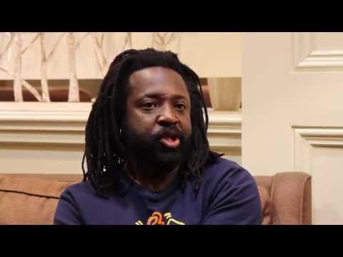 Writers on the Fly: Marlon James