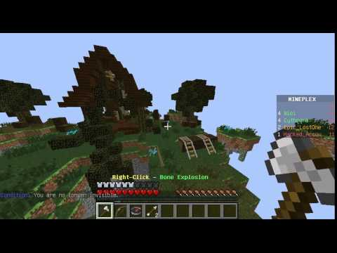 【Minecraft】Mineplex Hacker Report #404 - Niel