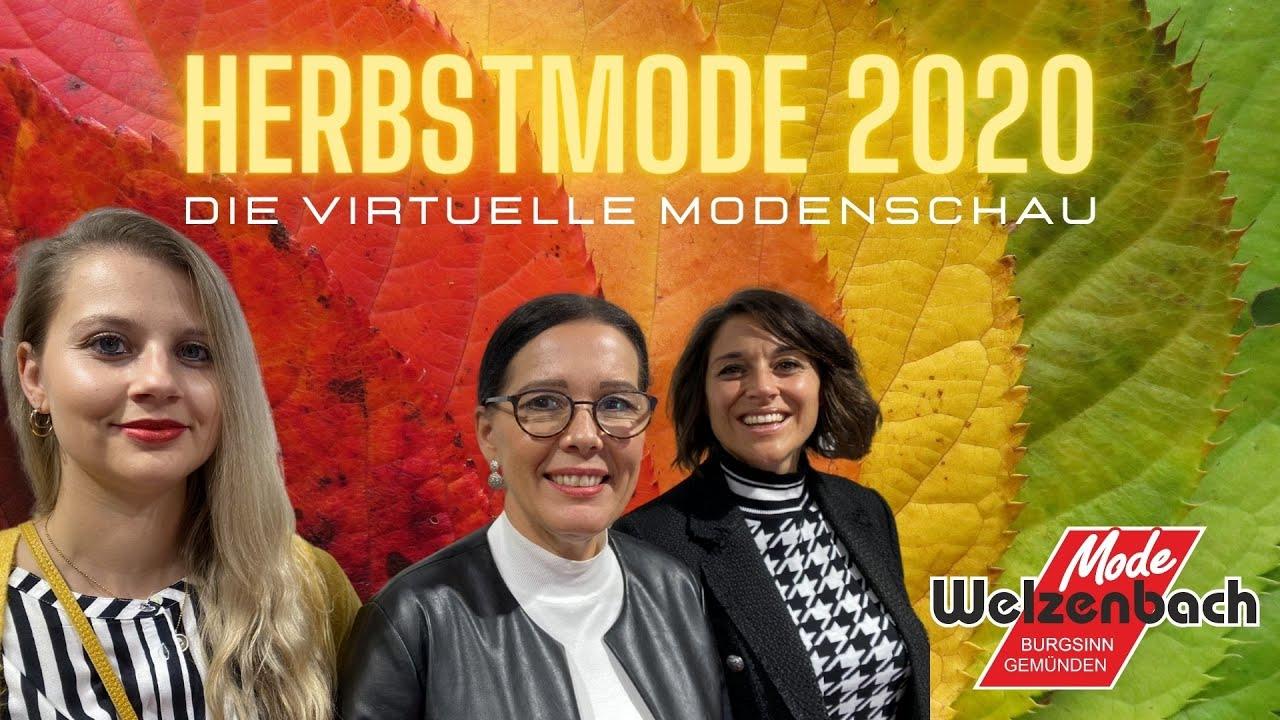 MODEHERBST, DIE VIRTUELLE MODENSCHAU