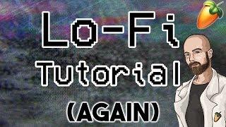 How to make Lofi Hip Hop | FL Studio lofi Tutorial 2018