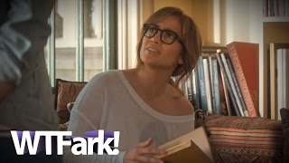 "THE BOOK NEXT DOOR: New J-Lo Movie Has No Idea How Old ""The Iliad"" Is - And It"