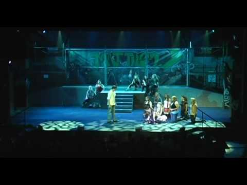 Godspell - By My Side/Where Are You Going? (Oaks Christian High School)