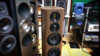 Wharfedale EVO 4.4 Loudspeakers!