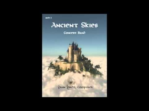 Ancient Skies for Concert Band