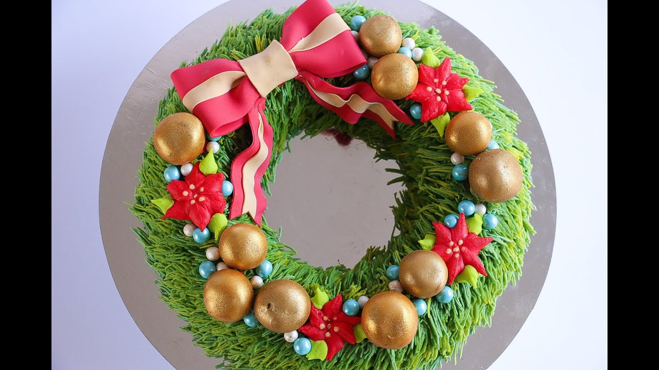 How to make real christmas wreaths - How To Make Real Christmas Wreaths 53