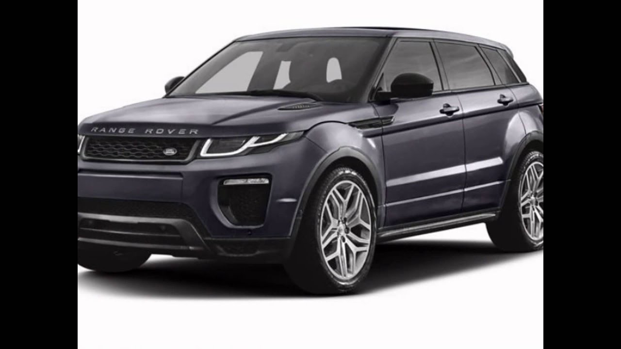 2016 range rover evoque waitomo grey youtube. Black Bedroom Furniture Sets. Home Design Ideas