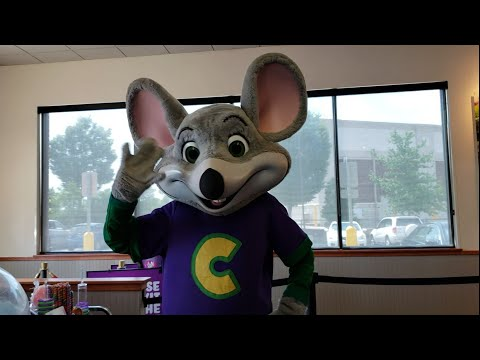 Chuck E Cheese Live At Mt Juliet Let's Play With Chuck E