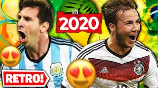 REVISITING 2014 WORLD CUP GAME in 2020 and it was AMAZING…(RETRO FIFA) screenshot 1