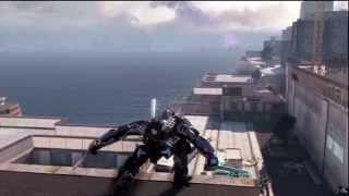 Transformers - Rise of The Dark Spark Gameplay (Xbox 360)