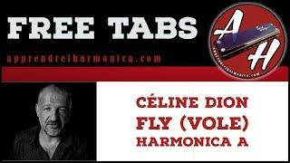 Céline Dion - Fly - Harmonica A