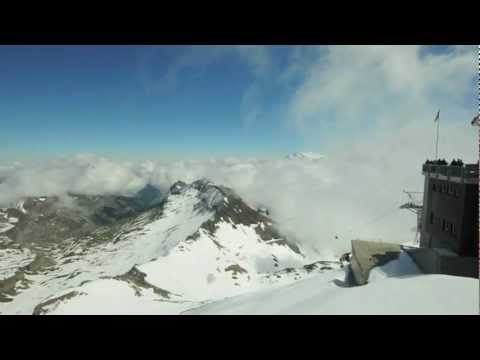 Ascent to the Schilthorn
