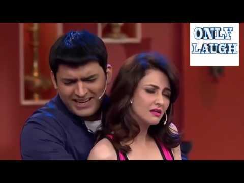 Vulgarity that people like on Kapil Sharma Show