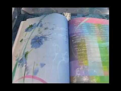 A Herbal Notebook video