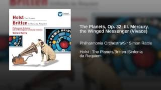 The Planets, Op. 32: 3. Mercury, the Winged Messenger (Vivace)