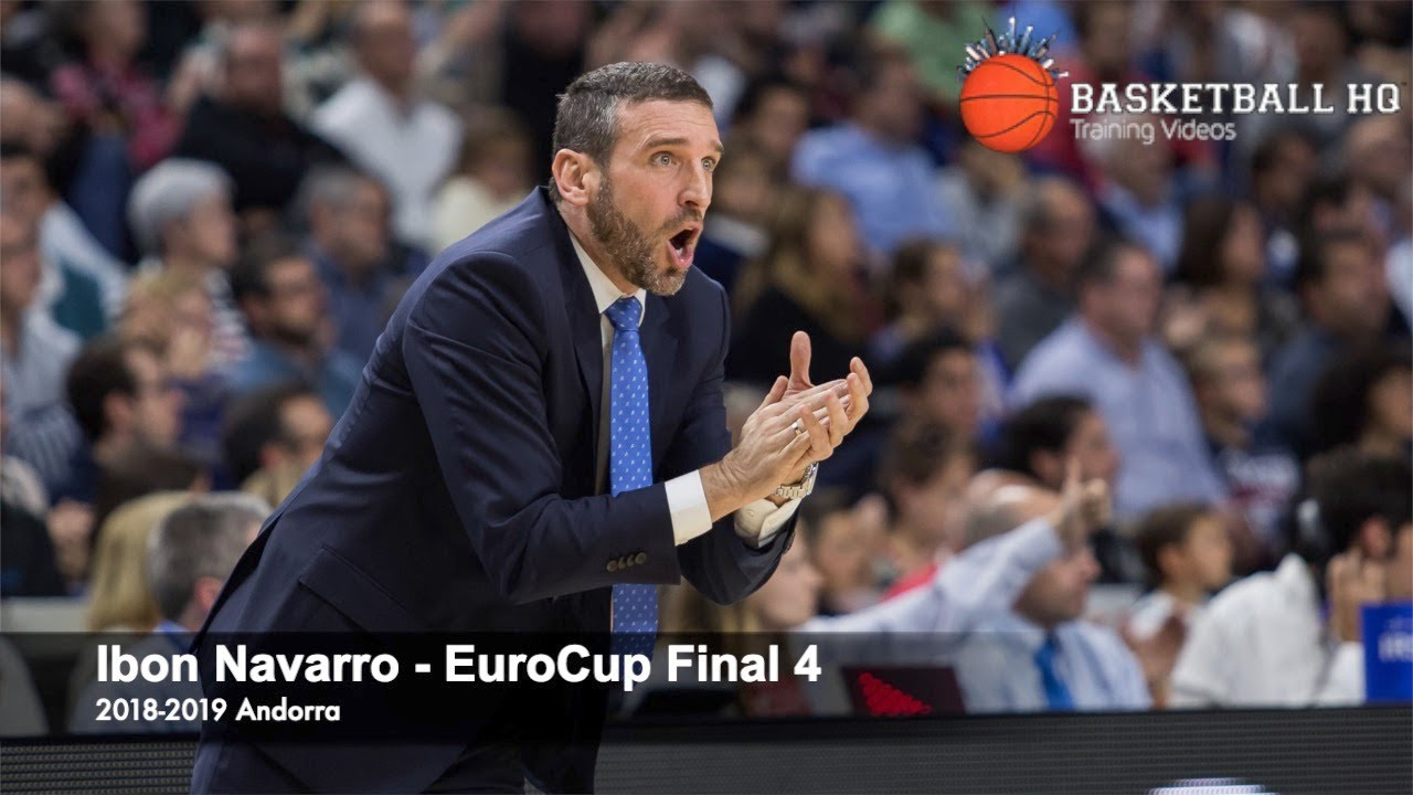 Best Sets & Actions EuroCup Final 4 Ibon Navarro Andorra