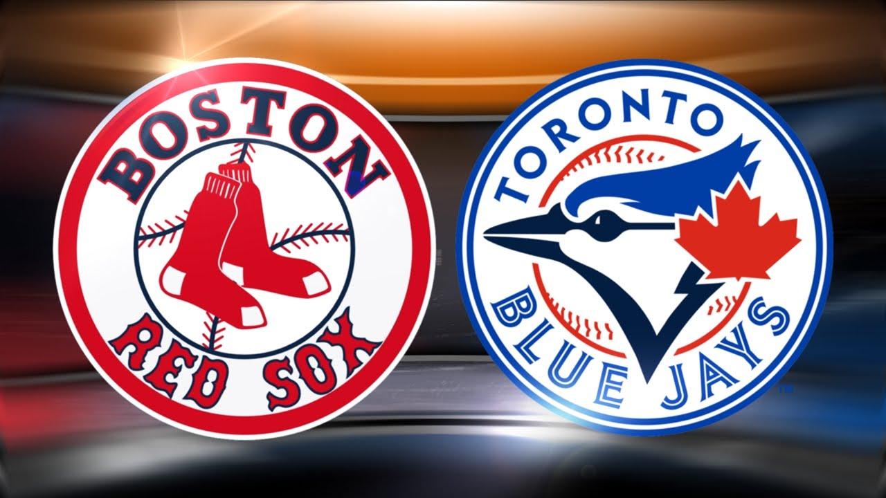 Red Sox Vs Blue Jays images