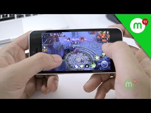 TRẢI NGHIỆM 1,5 triệu mua IPHONE 5C chơi MƯỢT Liên Quân, CF Mobile| Video theo yêu cầu #13| MANGO TV