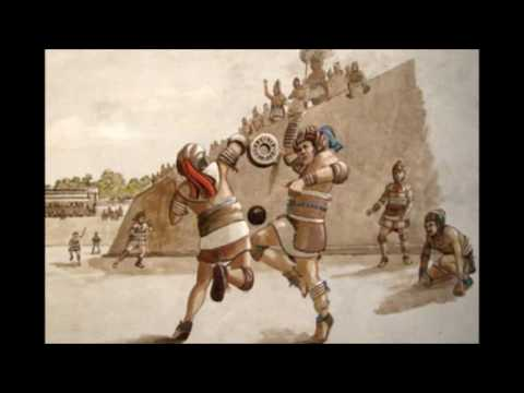 Mexico Unexplained:  The Mesoamerican Ballgame